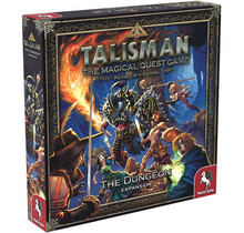 Talisman 4E The Dungeon Expansion