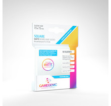 GameGenic Matte Sleeves Square