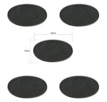 Citadel 60 x 35mm Oval Bases