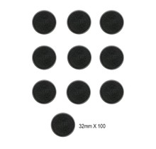 Citadel 32mm Round Closed Bases 100 pack