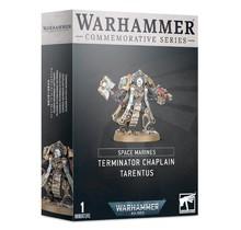 Warhammer 40k Space Marines Terminator Chaplain Tarentus