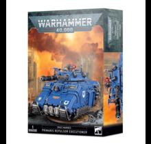 Warhammer 40k Space Marines Primaris Repulsor Executioner