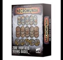 Necromunda Zone Mortalis Bases Set