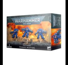 Warhammer 40k Space Marines Primaris Inceptors
