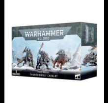 Warhammer 40k Space Marines Space Wolves Thunderwolf Cavalry