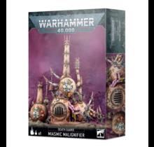 Warhammer 40k Chaos Death Guard Miasmic Malignifier