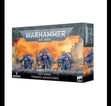 Warhammer 40k Space Marines Primaris Aggressors