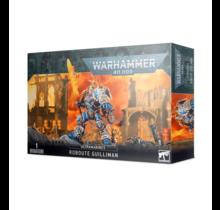 Warhammer 40k Space Marines Ultramarines Roboute Guilliman Primarch of the Ultramarines