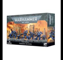 Warhammer 40k Space Marines Primaris Reivers (10)