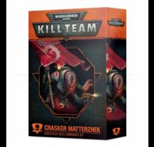 Kill Team Crasker Matterzhek Genestealer Cults Commander Set
