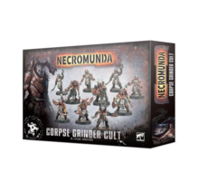 Necromunda Corpse Grinder Cult