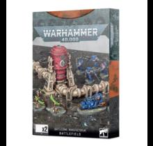Warhammer 40K Terrain Battlezone Manufactorum Battlefield