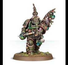 Warhammer 40k Chaos Death Guard Biologus Putrifier