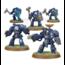 Games Workshop Warhammer 40k Space Marines Terminator Assault Squad