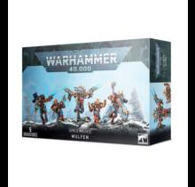 Warhammer 40k Space Marines Space Wolves Wulfen