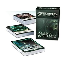 Warhammer Age of Sigmar Malign Portents Cards