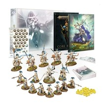 Warhammer Age of Sigmar Lumineth Realm-Lords Launch Set