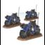 Games Workshop Warhammer 40k Space Marines Scout Bike Squad