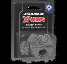 Star Wars X-Wing Galactic Empire Maneuver Dial Upgrade Kit