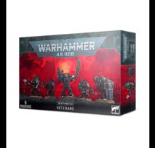 Warhammer 40k Deathwatch Veterans (formerly Kill Team)