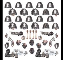 Warhammer 40k Iron Hands Primaris Upgrades and Transfers