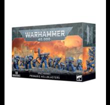 Warhammer 40k Space Marines Primaris Hellblasters