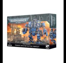 Warhammer 40k Space Marines Primaris Invictor Tactical Warsuit