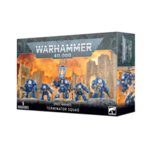 Warhammer 40k Space Marines Terminator Squad