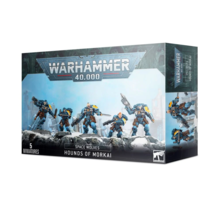 Warhammer 40k Space Marines Space Wolves Hounds of Morkai