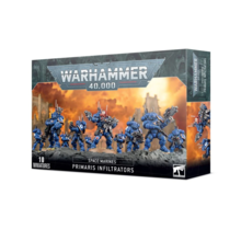 Warhammer 40k Space Marines Primaris Incursors
