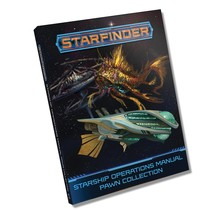 Starfinder Pawns Starship Operations Manual Pawn Collection