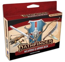 Pathfinder 2E Deck Weapons and Armor