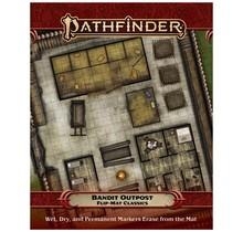 Pathfinder Flip Mats Classics Bandit Outpost