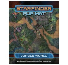 Starfinder Flip-Mats Jungle World