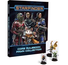Starfinder Pawns Core Rulebook Pawn Collection