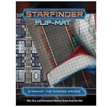Starfinder Flip-Mats Starship, The Sunrise Maiden