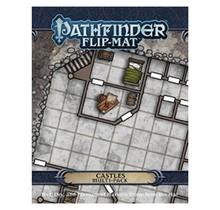 Pathfinder Flip Mats Castles Multi-Pack