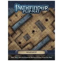 Pathfinder Flip Mats Warship