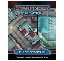 Starfinder Flip-Mats Giant Starship