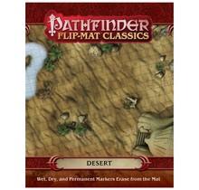 Pathfinder Flip Mats Classics Desert