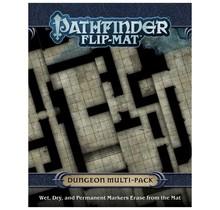 Pathfinder Flip Mats Dungeons Multi-Pack