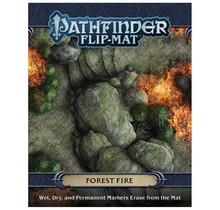Pathfinder Flip Mats Forest Fire