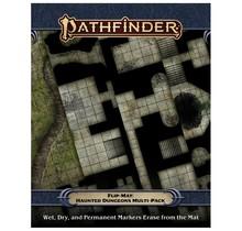 Pathfinder Flip Mats Haunted Dungeon Multi-Pack
