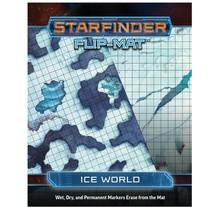 Starfinder Flip-Mats Ice World