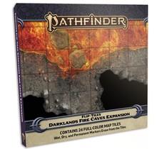 Pathfinder Flip Tiles Darklands Fire Caves Expansion