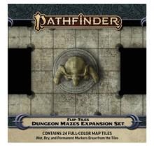 Pathfinder Flip Tiles Dungeon Mazes Expansion