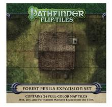 Pathfinder Flip Tiles Forest Perils Expansion Set