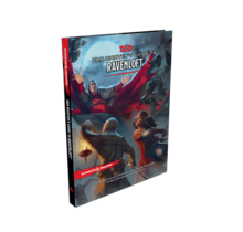 Dungeons and Dragons Van Richten's Guide to Ravenloft