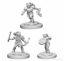 Dungeons and Dragons Nolzur's Marvelous Minis Goblins