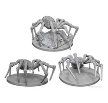 Dungeons and Dragons Nolzur's Marvelous Minis Spiders